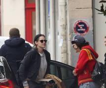 Kristen Stewart : virée romantique à Paris avec sa compagne française Soko (photos)