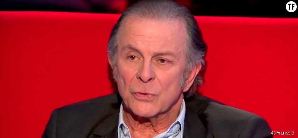 Roland Giraud dans Le Divan de Marc-Olivier Fogiel