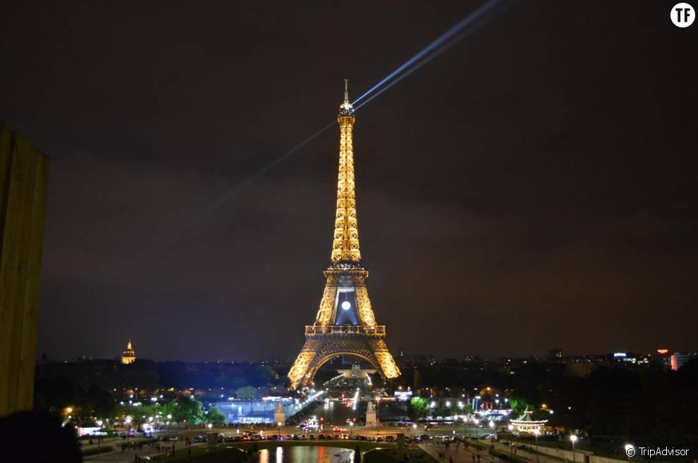 Paris, ville lumière, prend du galon et remonte à la 4ème place de ce classement.