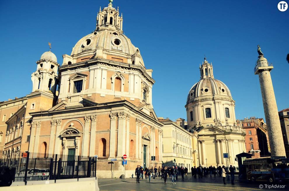 Rome se maintient tranquillement à la 7ème position cette année.