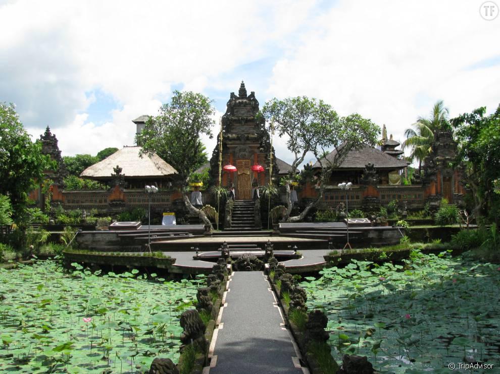 La féerie d'Ubud en Indonésie, lui permet de faire son entré à la 10ème position.