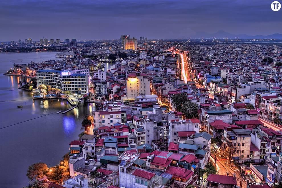 La ville d'Hanoï au Vietnam prend la 8ème place de ce classement des meilleures destinations 2016, établi par le site TripAdvisor.