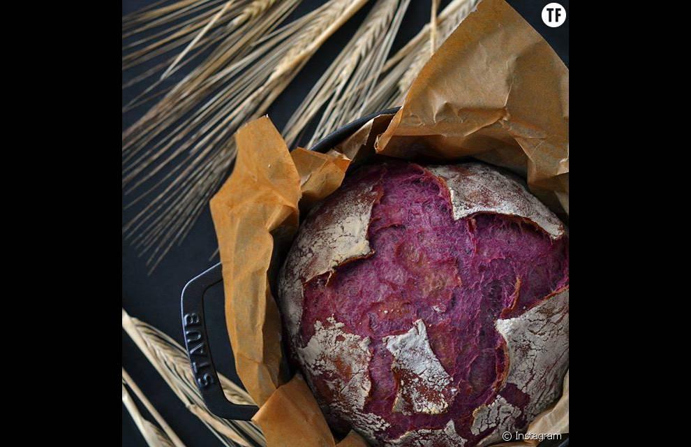 Pain violet: un aliment ultra-tendance pour votre santé