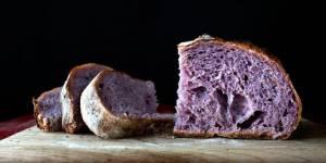 Purple bread : le pain violet miraculeux qui nous veut du bien
