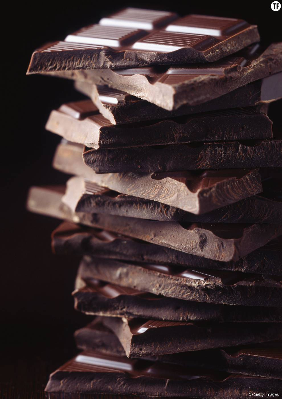 Le chocolat noir augmente notre endurance en sport