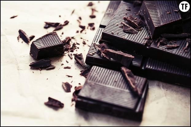 Le chocolat noir, grâce aux épicatéchines qu'il contient, booste notre endurance physique