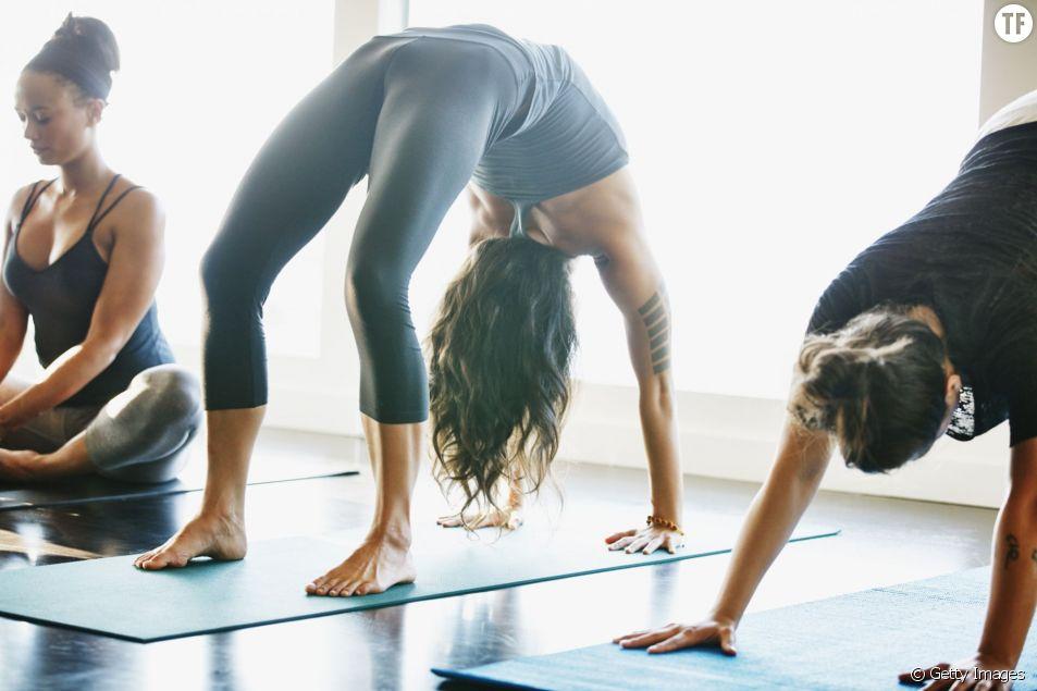 Il suffit d'une seule petite minute de yoga pour se relaxer quotidiennement.