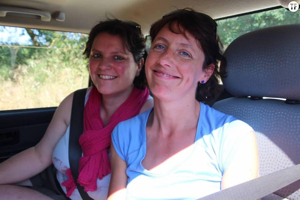 Michelanne et Lydia
