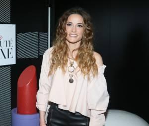 """Capucine Anav à la soirée de lancement du nouveau site """"Ma Beauté Luxe"""" à Paris, le 16 mars"""