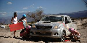 Roses des Andes 2016 : nos équipages se confient sur leur apprentissage de la navigation