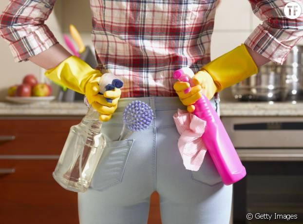 Nettoyer la cuisine: étape après étape