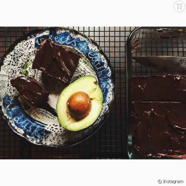 Le brownie à l'avocat: un plaisir gourmand healthy!