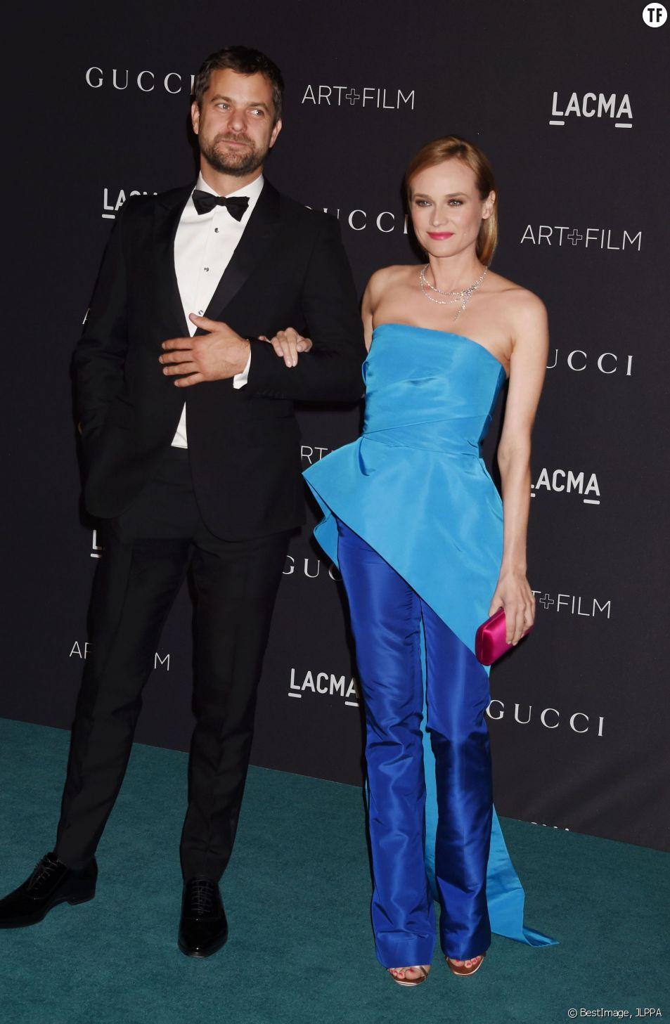 Joshua Jackson et sa compagne Diane Kruger