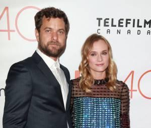 Diane Kruger et son compagnon Joshua Jackson