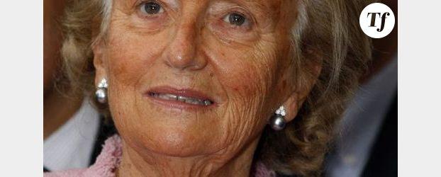 Bernadette Chirac : fan de télé !