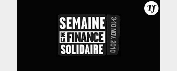 Qu'est-ce que la semaine de la finance solidaire ?
