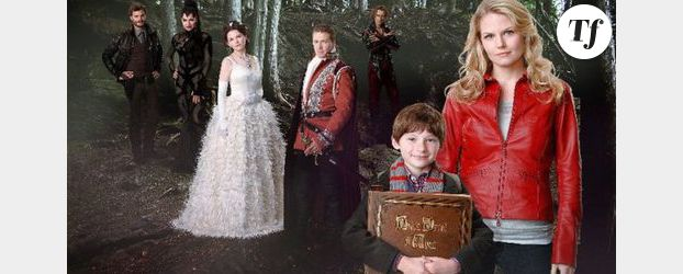 La série « Once Upon a Time » disponible en streaming