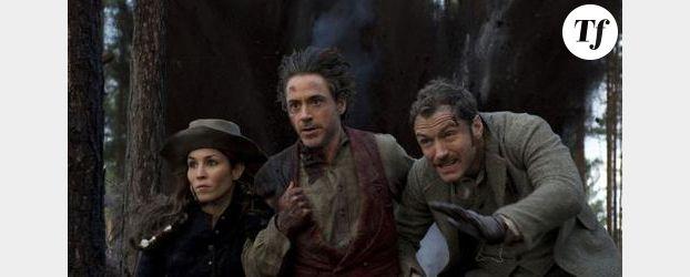 Cinéma : Sherlock Holmes 2 avec Robert Downey Jr et Jude Law - vidéo