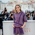 "Lily-Rose Depp - Photocall du film ""La danseuse"" lors du 69ème Festival International du Film de Cannes en mai 2016"