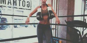Les exercices de gym préférés des stars pour des fesses musclées