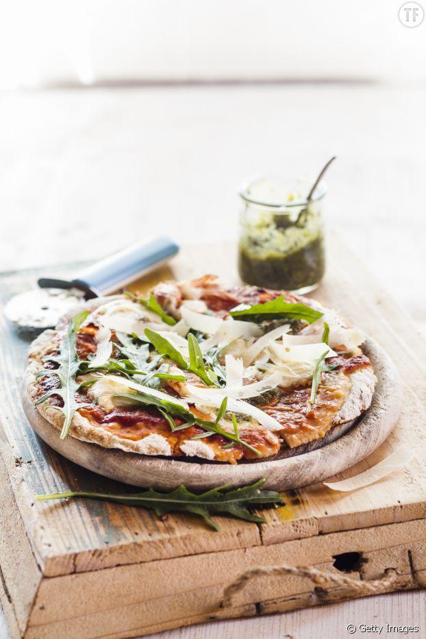 Ajoutez des garnitures fraîches pour upgrader votre pizza
