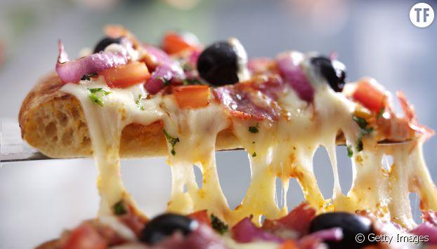 Plus il y a de fromage, plus on aime !