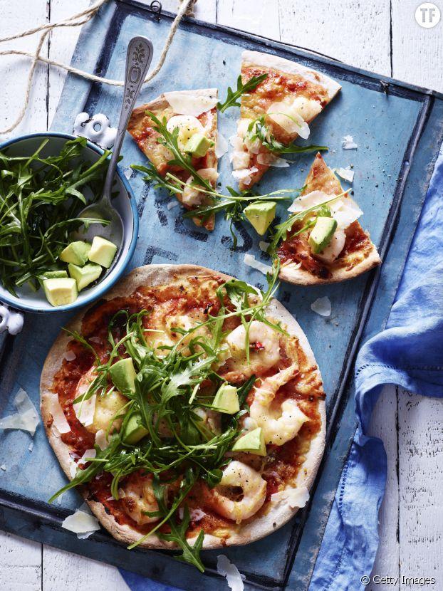 Pizza - salade ? Oui, c'est possible !