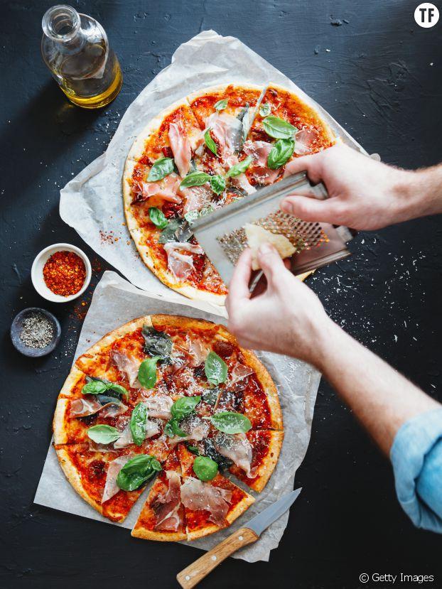 Rajoutez du parmesan plutôt que du sel si votre pizza manque de goût