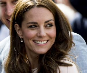 Le nez de Kate Middleton