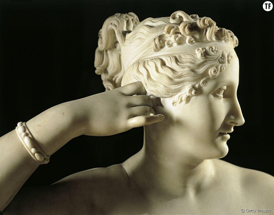 La Vénus Victrix, musée archéologique de Rome