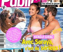Kendji Girac : c'est l'amour fou avec Soraya (photos)