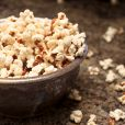 Le popcorn serait plus sain que les pâtes