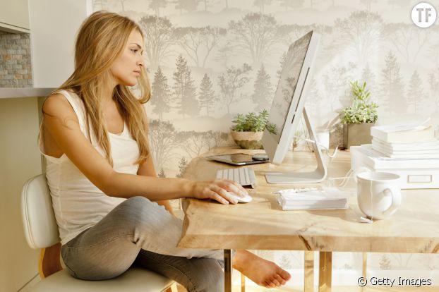 T l travail travailler distance est il vraiment une for Idee pour travailler chez soi