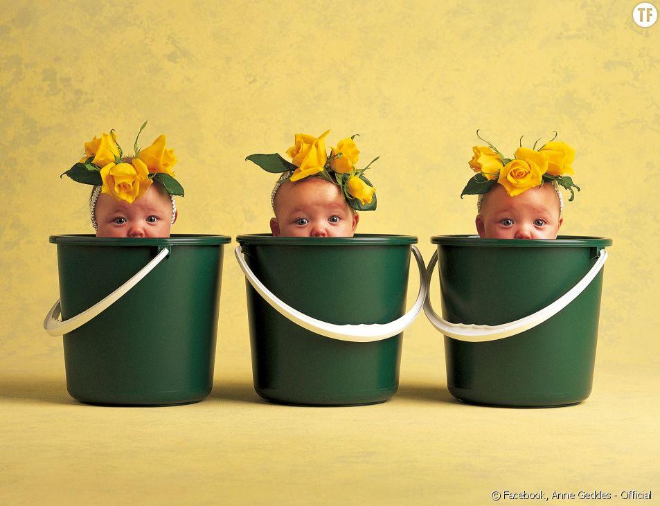 Que sont devenus les bébés de Anne Geddes ?