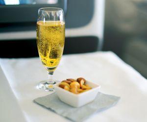 Cette compagnie aérienne sert le meilleur repas du monde