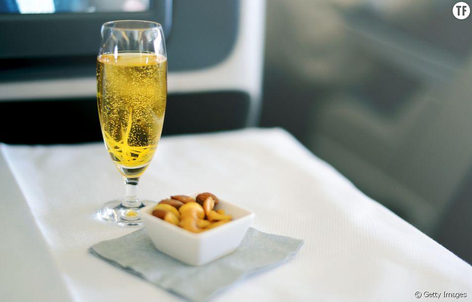 Le meilleur repas servi par une compagnie aérienne