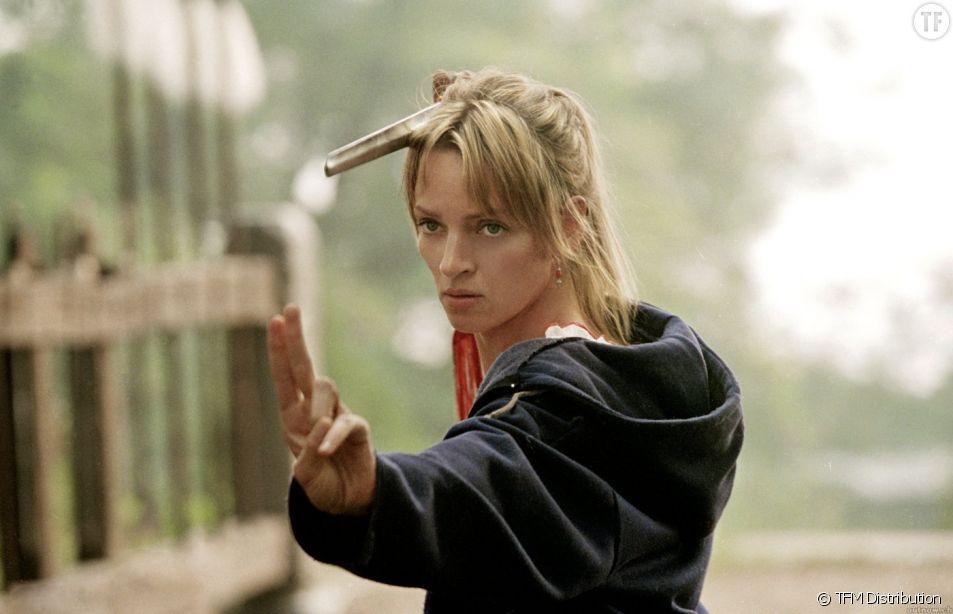 Uma Thurman, héroïne badasse dans Kill Bill