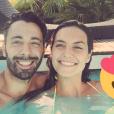 Laëtitia Milot et son mari Badri