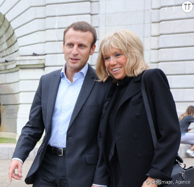 emmanuel macron comment les enfants de brigitte trogneux ont accept leur amour terrafemina. Black Bedroom Furniture Sets. Home Design Ideas