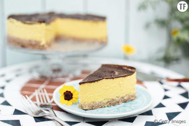 Vegan cake : un gâteau au caramel et à la banane aussi simple que délicieux
