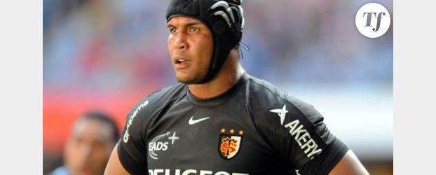 Rugby : Thierry Dusautoir désigné joueur de l'année