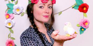 Les petits secrets DIY d'Hélène, blogueuse de La tête dans les idées