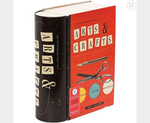 Une boîte livre sur The Literary Gift Company