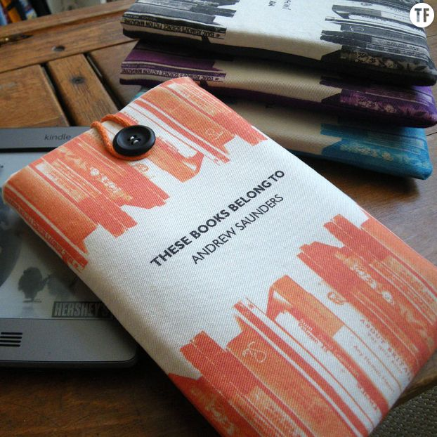 Pochette pour Kindle sur Not on the High Street