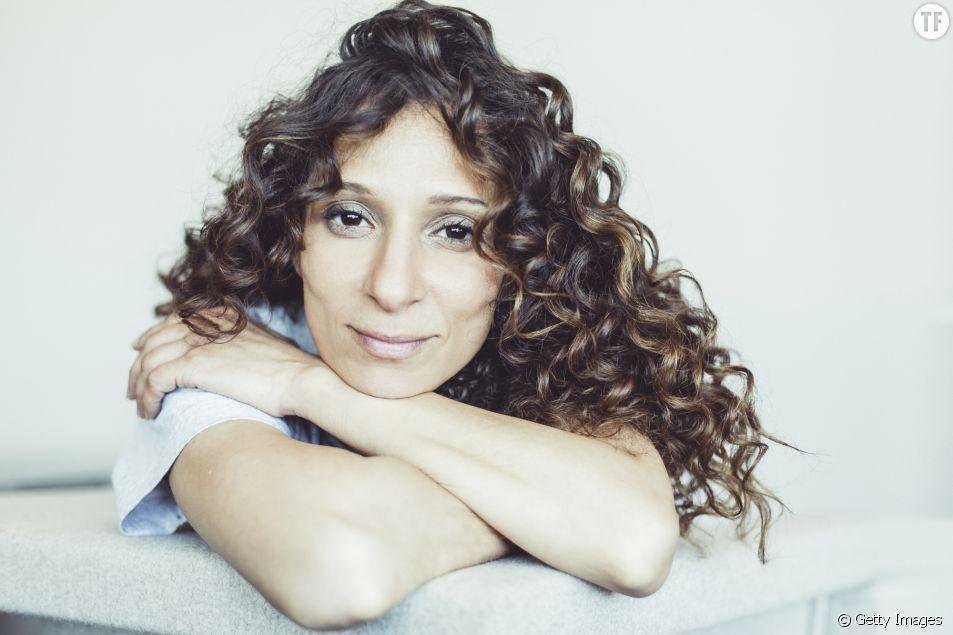 La réalisatrice de Divines, Houda Benyamina