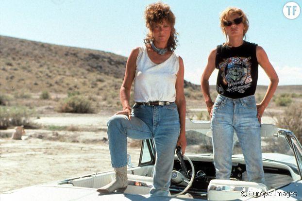 """Le film """"Thelma et Louise"""" de Ridley Scott (1991)"""