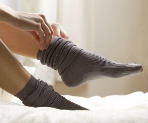 Pourquoi vous devriez faire l'amour en chaussettes