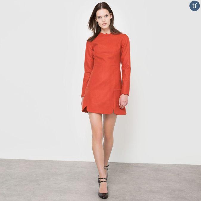 tenues de soir e no l 2016 robe coralie marabelle x la redoute madame 90. Black Bedroom Furniture Sets. Home Design Ideas