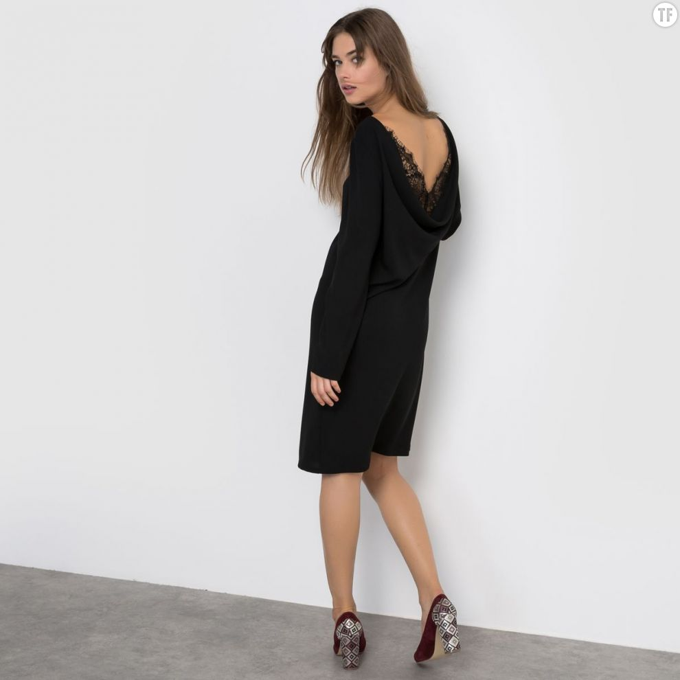 tenues de soir e no l 2016 robe la redoute 39 99 terrafemina. Black Bedroom Furniture Sets. Home Design Ideas