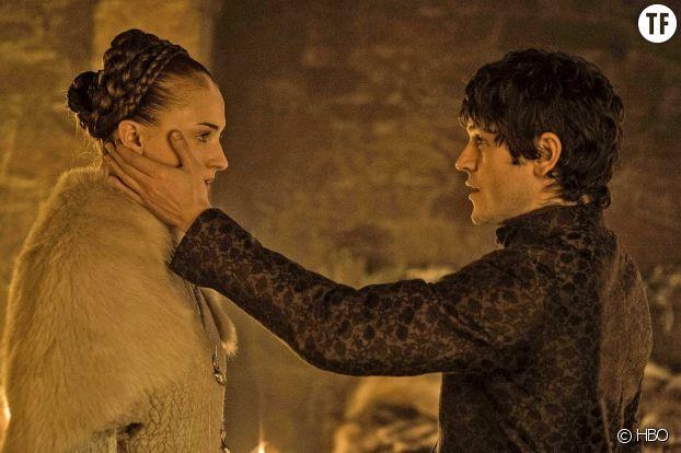 Game of Thrones : Sansa Stark et Ramsay Bolton